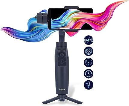 Rollei Smartphone Gimbal I Gimbal para teléfono móvil I ...