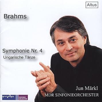 Amazon | ブラームス:交響曲第4...