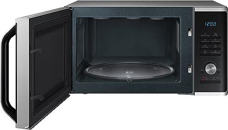 Samsung MG28J5255US/EC - Microondas con grill, 1000W/1500W, 28 ...