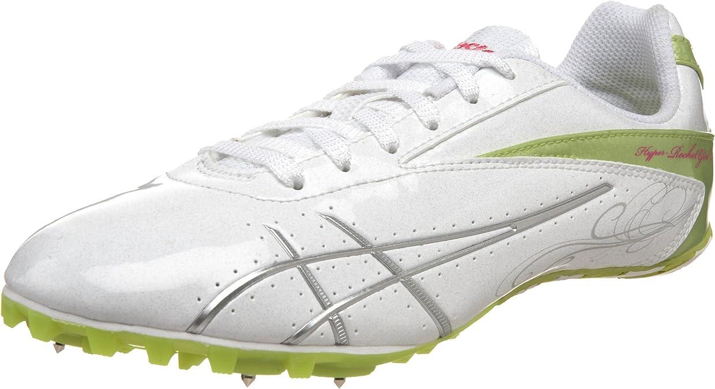 Asics Hyper-Rocketgirl SP - Zapatillas de deporte para mujer, color Blanco, talla 44 EU: Amazon.es: Zapatos y complementos