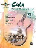 Guitar Atlas: Cuba (National Guitar Workshop) by Jeff Peretz (23-Nov-2007) Sheet music