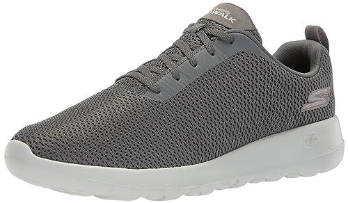 Zapatos grises Skechers Go para hombre L2YlPClQKX