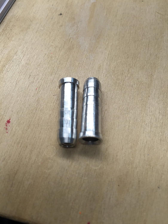 ADDICTIVE ARCHERY Aluminum Arrow Inserts for 2020 Arrow Shafts