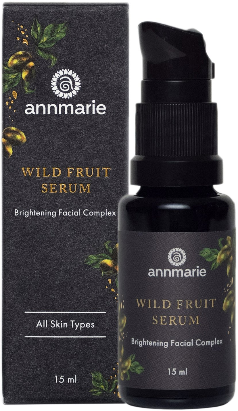 Annmarie Skin Care Wild Fruit Serum - Brightening Facial Complex with Madonna Lily Plant Cells and Apple, Knotweed + Kakadu Plum Extracts (15 Milliliters, 0.5 Fluid Ounces)