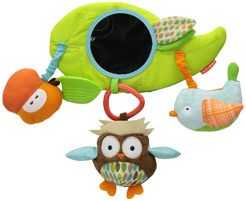 Skip Hop 185600 Treetop Friends Kinderwagenspielzeug