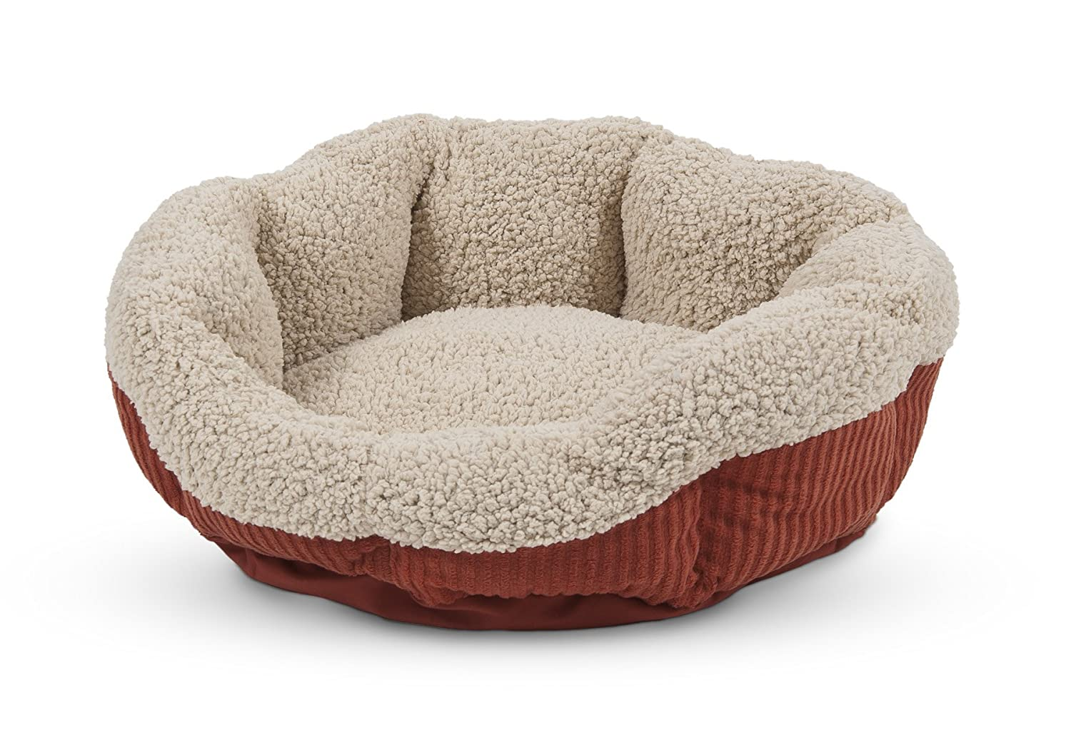 Aspen Pet 19in Round Self Warming Bed
