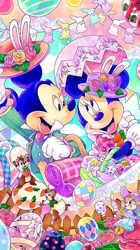 ディズニー ハッピーイースター XFVGA(480×854)壁紙 画像63359 スマポ