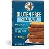 King Arthur Flour, Pumpkin Bread + Muffin Mix, Gluten Free, 12 Ounce (00278679)
