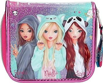 Top Model- Friends Portamonedas, Color Rosa Fucsia (TOPModel 0010152): Amazon.es: Juguetes y juegos
