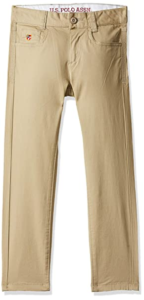 Baby Boy's Slim Fit Trousers