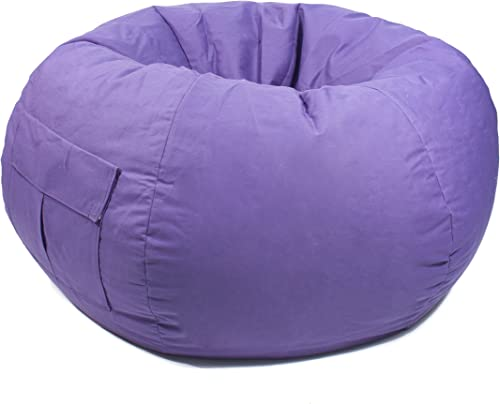 Gold Medal Bean Bags X-Large Denim Bean Bag