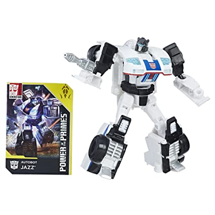 Transformers Generations Power Of The Primes Deluxe Class Autobot