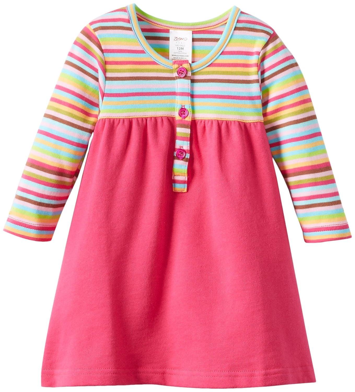 【上品】 Zutano DRESS ベビーガールズ ベビーガールズ 12 Months Months マルチ DRESS B007XD8ET6, 家具通販 まるしょうインテリア:a4107044 --- arianechie.dominiotemporario.com
