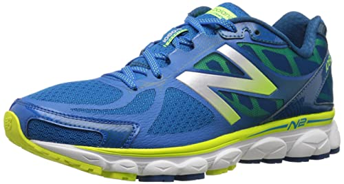New Balance NBX Neutral - Zapatillas de running unisex, BLUE/YELLOW (426), 45.5: Amazon.es: Zapatos y complementos