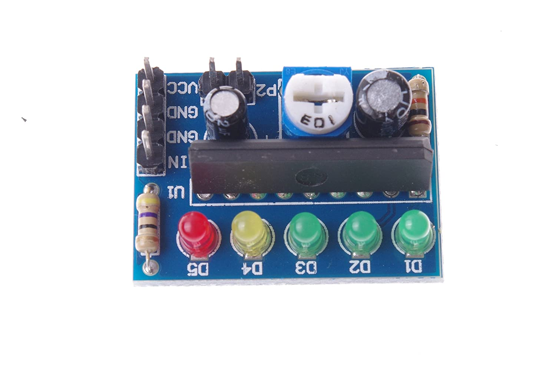 SMAKN/® KA2284 Level Indicator Module Level Indicator Audio Level Indicator