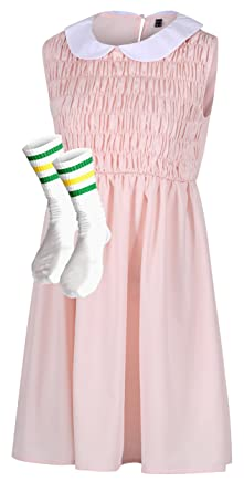 Cosplay Dress Eleven And The Socks Company K1lcJF