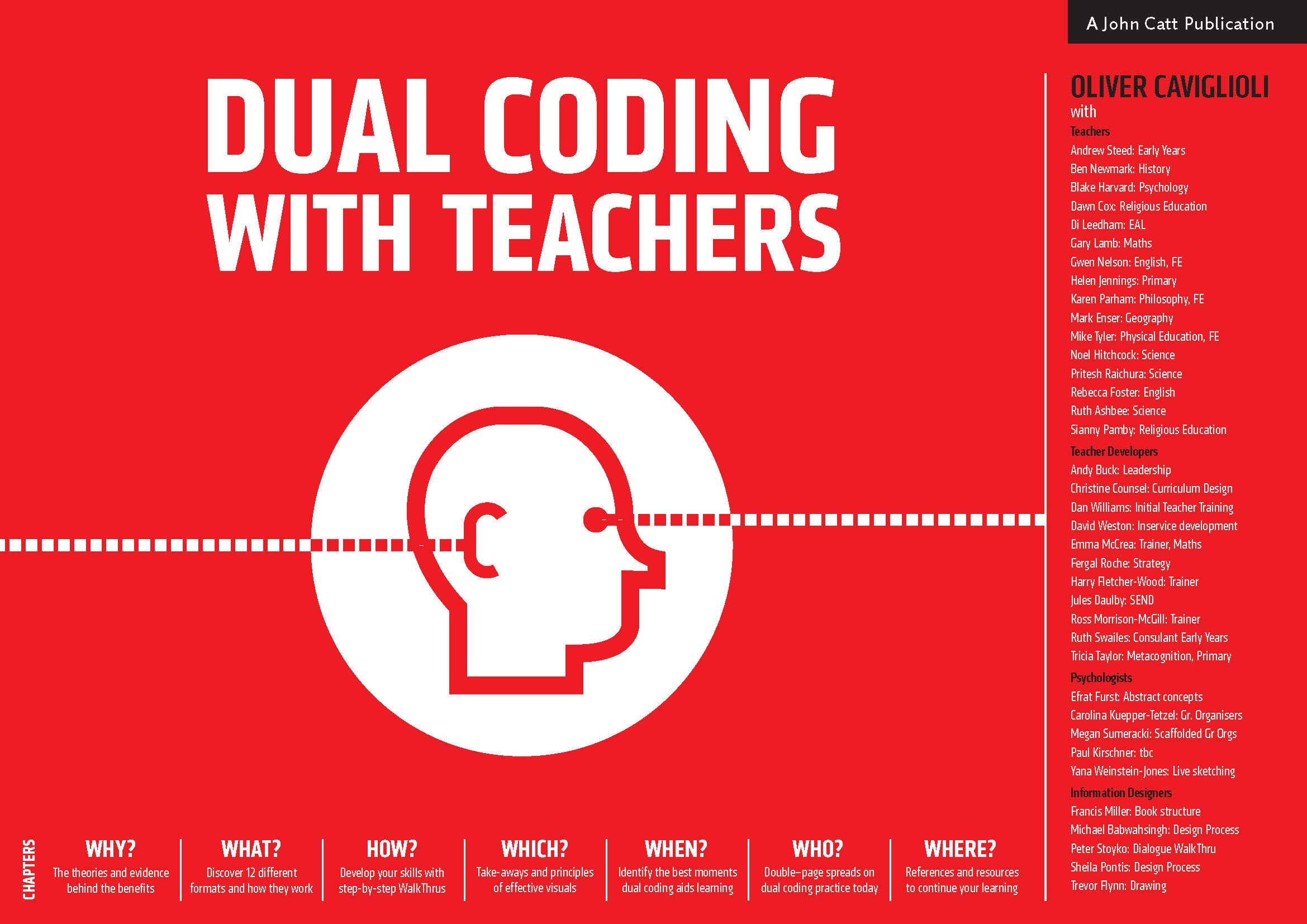 Dual Coding With Teachers: Amazon.co.uk: Oliver Caviglioli, Oliver ...