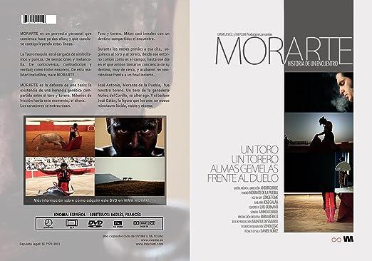 Morarte: Amazon.es: José Galán José Antonio Morante de la Puebla, Ander Duque, Jorge Tomé, Bernabé Rico: Cine y Series TV