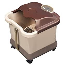 Deluxe Motorized Foot and Leg Spa Bath Massager