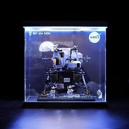 Amazon.com: Vonado Kit de iluminación LED para Lego 21309 ...