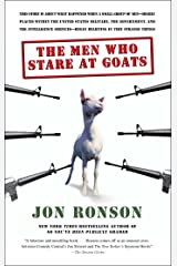 The Men Who Stare at Goats Kindle Edition