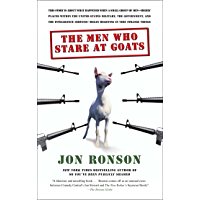 The Men Who Stare at Goats (English Edition)