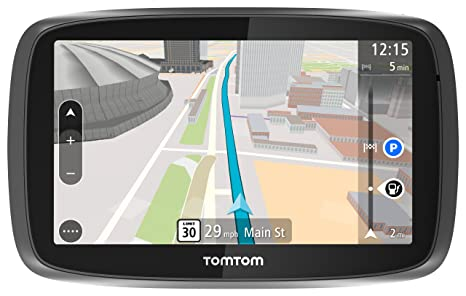 Probably the best picture of TomTom 1FA5.019.01 that we could find