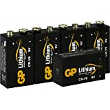 Ultralife Lithium U9VL 9-Volt Lithium-Batterie: Amazon.de