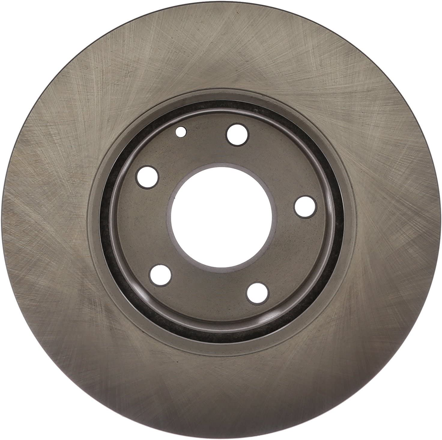 ACDelco 18A81503A Advantage Non-Coated Front Disc Brake Rotor Assembly