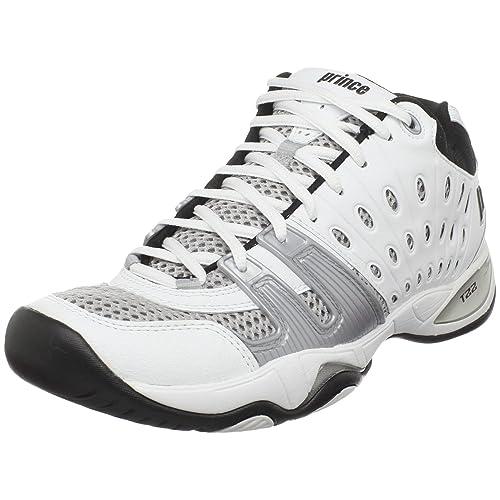 Prince Men's T22 Mid Tennis shoe