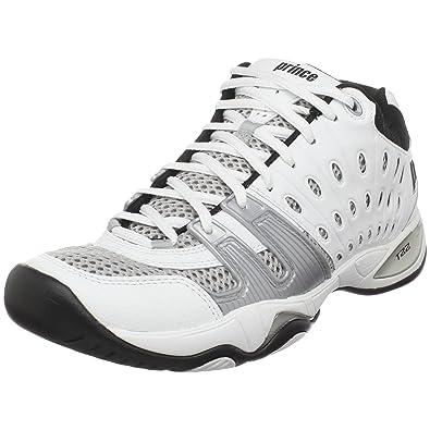 47cfd02818e76e Prince Men s T22 Mid Tennis Shoe