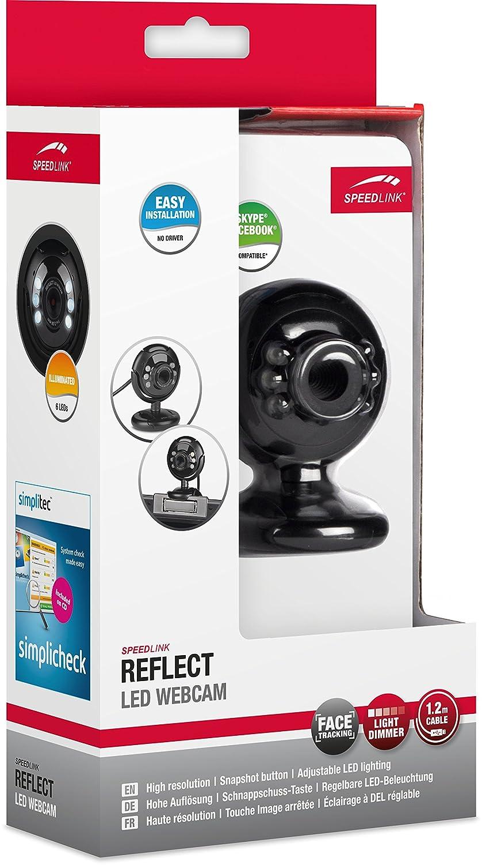 Speedlink Reflect LED Webcam Drivers for Mac Download