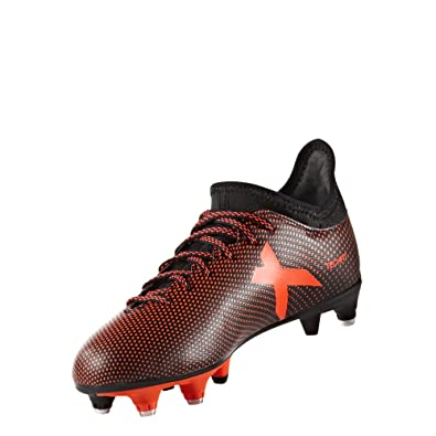 adidas Kids X 17.3 SG Soft Ground Football Boots Core