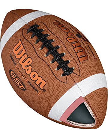 Wilson Gst Official Composite Balón de Fútbol 4b33d3e38a2