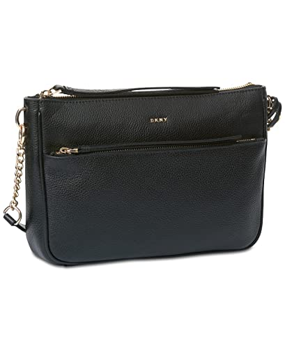49bab9ced920 Image Unavailable. Image not available for. Color  Dkny Chelsea Top-Zip  Small Crossbody