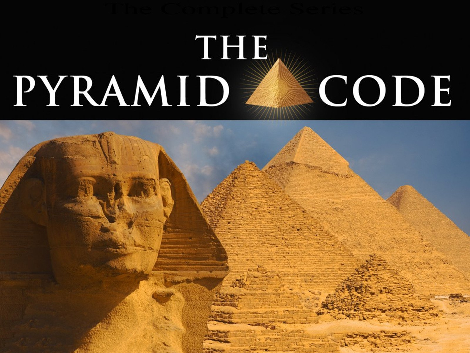 Watch The Pyramid Code Prime Video The Pyramid