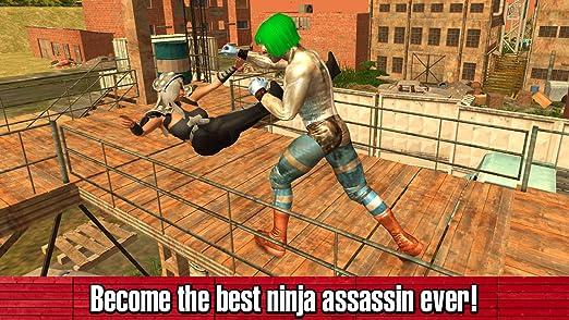 Amazon.com: Last Assassin War: Ninja Fighting: Appstore for ...