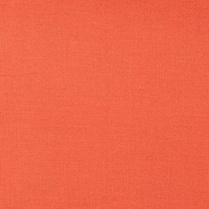 Robert Kaufman Kona Cotton Terracotta Fabric by The Yard,