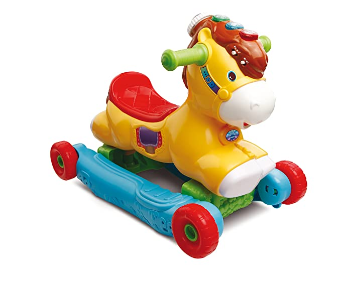 Vtech Ndash 191405 P Tit Galop Mein Pony Basculo Amazon De