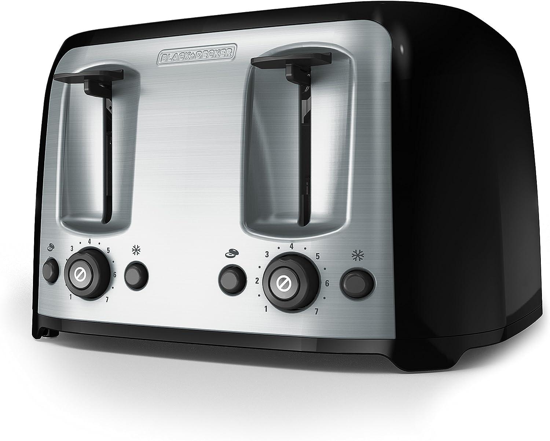 BLACK DECKER 4 Slice Toaster