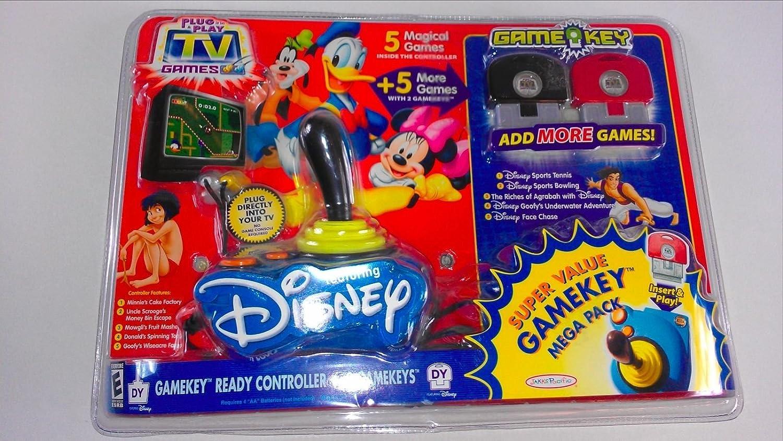 Disney Plug es bei & spielen Tv Super Value Mega Pack mit 2 Extra Game Keys