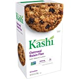 Kashi, Soft-Baked Cookies, Oatmeal Raisin Flax, Non-GMO Project Verified,8.5 oz (8 Count)(Pack of 6)