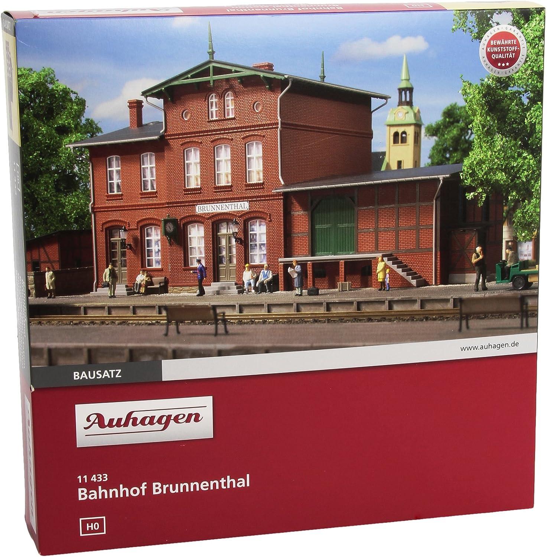 Auhagen 11433 la estación Brunnenthal