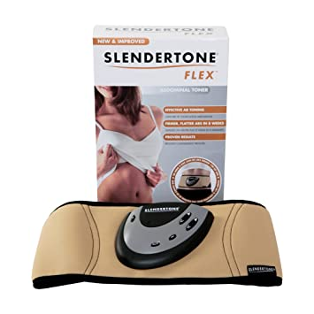 Slendertone Flex Female Toning Belt Amazon Sports Outdoors