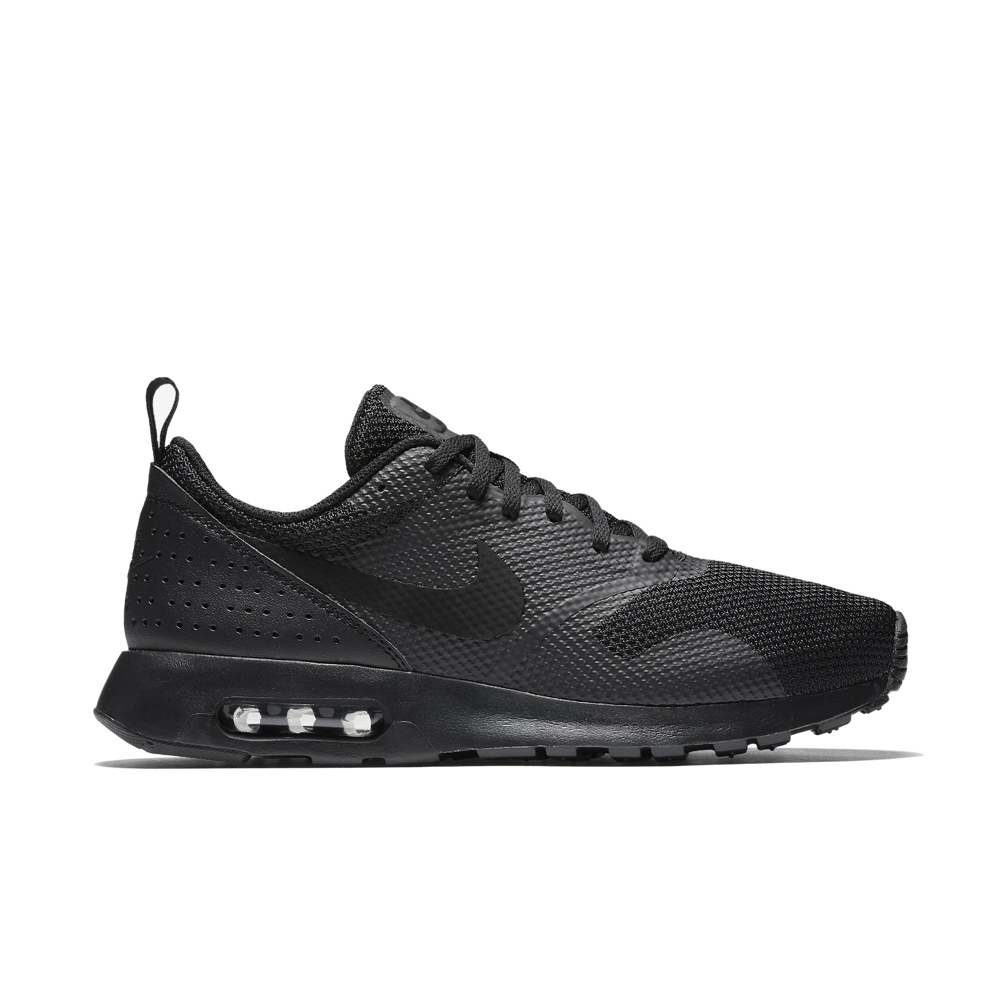 12d05d21d Galleon - Nike Men Air Max Tavas Sneakers - Triple Black (11)