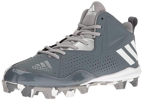 adidas Rendimiento Hombres de la Rueda 4 Zapatos de béisbol