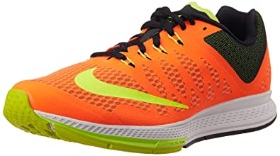 Nike Men's Air Zoom Elite 7 Hyper Crimson/Volt/Black Running Shoe 9 Men