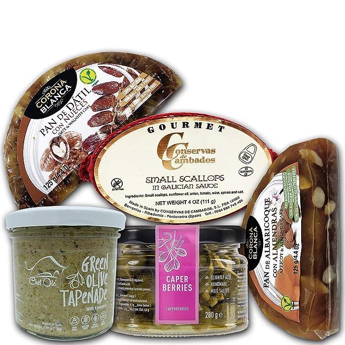 Top 7 Spanish Food Gift Box