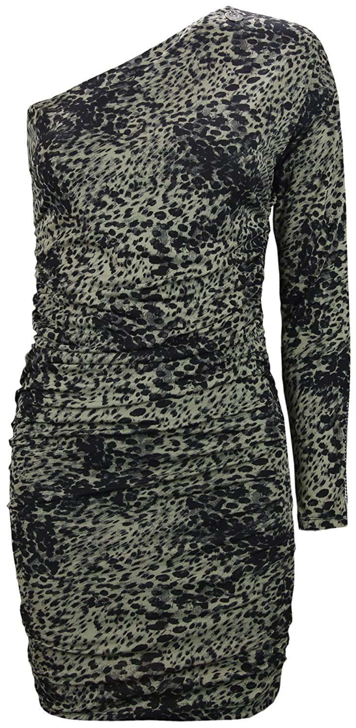 Guess Charlie BodyCon Single Sleeve Dress