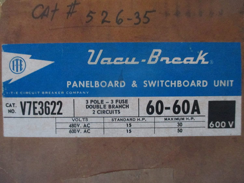 CBI QZ-3 13 -D-2-25A//QZD38225 3 POLE 25 AMP CIRCUIT BREAKER 180036